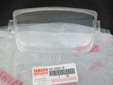 GenuineYamaha Zuma YW50 BWS 50 Speedometer cover glass plate 02-05, 08-11