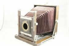 Rare R. Konishi 4 x 6 Wood Field Camera [Photo Manufactory Tokyo] from JP #2805