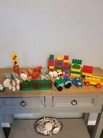 Lego Duplo Farm Animals, Tractor & More