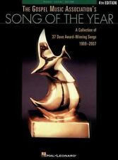 Gospel Music Association's Song of the Year 4th Edition: Collection of Dove Awa