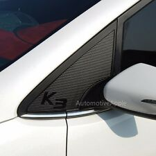 Decal Sticker Quarter 3D Carbon For Kia Forte K3