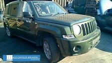 JEEP PATRIOT 2007 DIFFERENTIAL ASSY