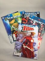 DC REBIRTH Mixed DC Comics Lot Teen Titans Raven Cyborg Titans NM