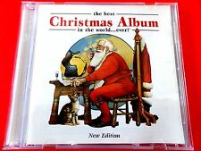THE BEST CHRISTMAS ALBUM IN THE WORLD..EVER 2 x CD EX/NM   ROBBIE WILLIAMS SLADE
