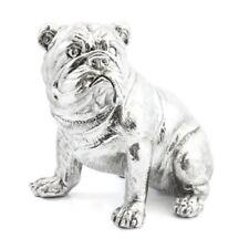 Figuras decorativas de cerámica sin marca color principal plata para el hogar
