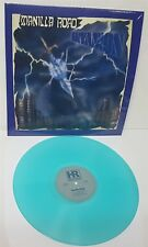 Manilla Road Invasion Electric Blue Vinyl LP Record new
