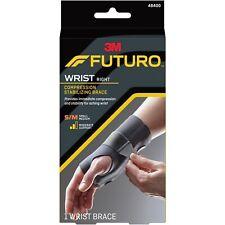 FUTURO™ Compression Stabilizing Right Wrist  Brace (S/M)