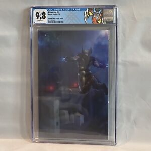 Wolverine 1 CGC 9.8 Unknown Comics Exclusive Virgin Cover JeeHyung Lee CGC Label