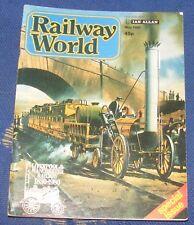 RAILWAY WORLD MAY 1980 - SKIPTON