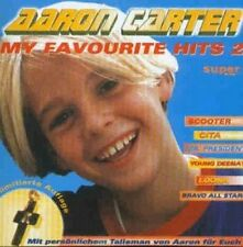 Aaron Carter My Favourite Hits 2 (1998, in particolare: caught in the Act, cause [CD ALBUM]