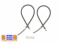 SMART FORTWO 42 450 CABRIO CITY PARKING HAND BRAKE CABLE KIT A853