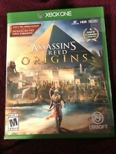 Assassin's Creed Origins Standard Edition  ~ Xbox One, 2017~ FREE SHIPPING