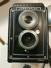 Vintage SPARTAFLEX Spartus Box Camera Made in USA 100mm F7.7 - F22 with manual