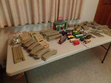 THOMAS THE TRAIN TRACKMASTER  MOTORIZED /MINI ENGINES/ CARS/TRACK 150+ pieces