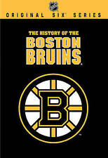 NHL - History of the Boston Bruins (DVD 2008 2-Disc Set) Original Six Series