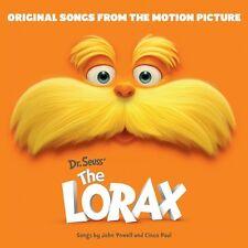 Various Artists - Dr Seuss the Lorax (Original Soundtrack) [New CD]