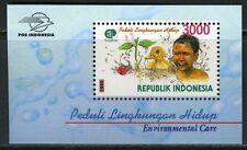 INDONESIE: ZB 1997 MNH** Blok 167 1999 Milieubescherming