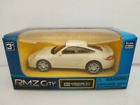 1/64 PORSCHE 911 TURBO 997 COCHE DE METAL A ESCALA SCALE DIECAST