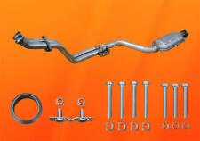 Anbausatz Endschalldämpfer Auspuff für Mercedes C220-250 W//T 202 2.2D//2.5D