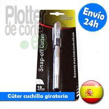 Cuter con cuchilla giratoria MANUAL FACIL DE USAR COMO UN PLOTTER corte vinilos