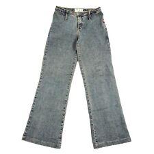 Vento Livre Designer Brazilian Jeans Stretch Bootcut Size 46 46x29
