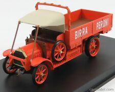 Rio-models 4576 scala 1/43 fiat 18bl truck birra peroni 1915 orange
