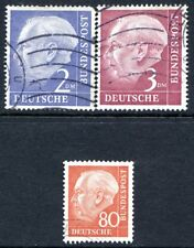 Germany Postage Stamps Scott 720-721 & 760, Used!! G2385a