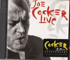 CD - JOE COCKER LIVE #P40#