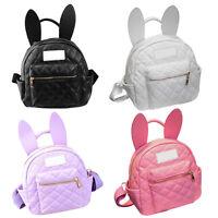 fe094d7a3868 Bunny ears backpack wonderland rabbit pastel cute kawaii jpg 200x200 Cute  pastel kawaii book bag