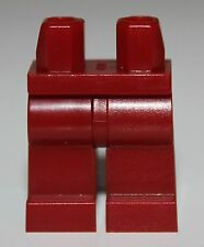 Lego Dark Red Hips and Legs NEW