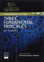 Explanation of the Three Fundamental Principles of Islaam (HB)