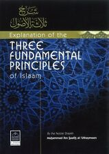 Explanation of the Three Fundamental Principles of Islaam (HB)