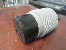 Cooper Receptacle 30A 250V 2P 3W Used