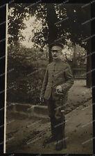 Portrait-Säbel-Infanterie regiment ? -Husar-Offizier