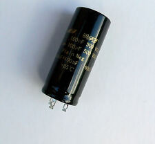 100uF + 100uF 500V Twin Double Audio Capacitor for Valve Hi-Fi Amplifiers