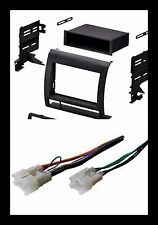 05-11 Toyota Tacoma Stereo Radio Install Dash Mount Car Kit Wire Harness Combo