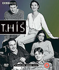 This Life Complete Series 1&2 Dvd Jack Davenport Brand New & Factory Sealed