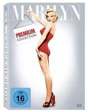 Marilyn Monroe Premium Collection DVD Box Set German English New