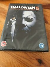 Halloween 5: The Revenge of Michael Myers Dvd 2019 Lionsgate Release Horror