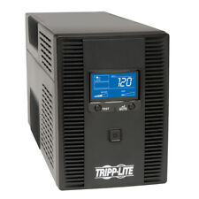 Tripp Lite OMNI1500LCDT UPS 1500VA 810W Battery Back Up Tower LCD USB 120V Coax