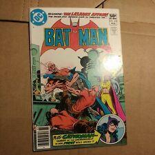 """BATMAN #332 1ST CATWOMAN SOLO DC COMICS KEY ISSUE !! (1981) """"LAZARUS AFFAIR"""" !!!"""