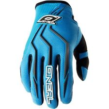 O'Neal Element Gloves 2017 MTB Mountain Bike DH Downhill Enduro Full Finger M Blue