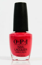 Opi Nail Polish .5 fl oz #Nl N56 She'S A Bad Muffuletta! - vivid coral