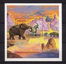 10791/ Tansania 1991 - Block: Mammuth - ** - M€ 5,00