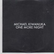 Michael Kiwanuka-One More Night promo cd single
