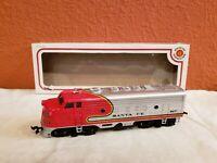 Bachmann Santa Fe EMD F9 Diesel HO Scale Lighted Locomotive #307