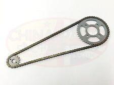 Piñones y cadena de servicio pesado Set Kit Para SYM XS125-K' 07-13
