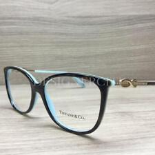 c8025d93bb86 Tiffany   Co. TF 2143-B 2143 B Eyeglasses Havana Turquoise 8134 Authentic  53mm
