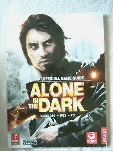 62359 Alone In The Dark Prima Official Game Guide