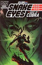 SNAKE EYES Agent of Cobra #2 New Bagged